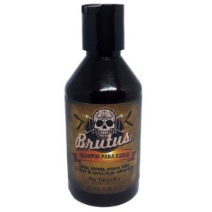 For Beauty - Brutus Shampoo Para Barba 250ml