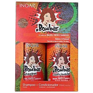 Inoar - Bombar Kit Shampoo e Condicionador 250ml cada