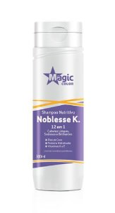 Magic Color - Noblesse K. Shampoo Nutritivo 12 em 1 300ml