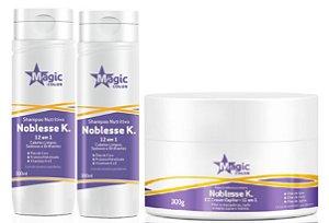 Magic Color - Noblesse K Kit Shampoo + Condicionador + Máscara 300g