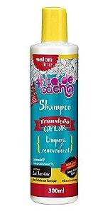 Salon Line - #TodeCacho Transição Capilar Shampoo Limpeza Renovada 300 ml