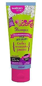 Salon Line - #TodeCacho Tratamento Para arrasar Shampoo 200ml
