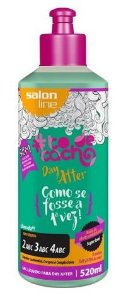 Salon Line - #TodeCacho Day After Gel Líquido Como se fosse a 1ª vez 520ml