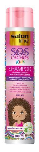 Salon Line - SOS Cachos Kids Shampoo 300 ml
