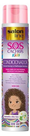 Salon Line - S.O.S Cachos Kids Condicionador 300 ml.
