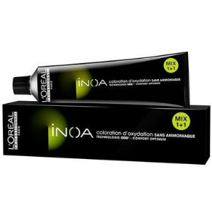 L'oréal - Inoa Coloração - Cores 2 / 2,10 / 4,0 / 9,2 / 10,1 VENCE 12/2017