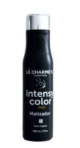 Lé Charme's - Intensy Color Matizador Black 500ml Cabelos Pretos