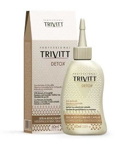 Itallian Hairtech - Trivitt Sérum Revigorante Capilar Detox 60ml