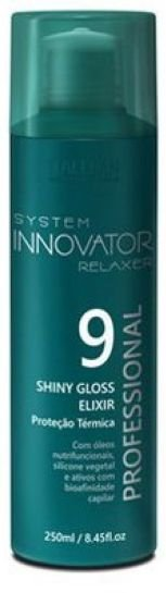 Itallian Hairtech - Innovator Relaxer 9 Shiny Gloss 250ml