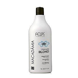 Felps - Ultimate Blond Selagem Térmica Macadâmia 1L