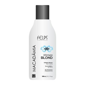 Felps - Ultimate Blond Selagem Térmica Macadâmia 300ml