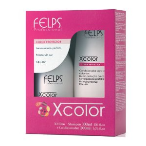 Felps - Xcolor Color Protector Kit Duo Shampoo 300ml + Condicionador 200ml