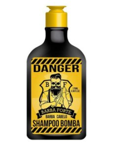 Barba Forte - Danger Shampoo Bomba 170ml