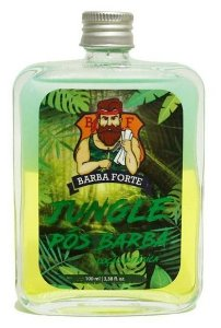 Barba Forte - Jungle Loção Pós Barba 100ml