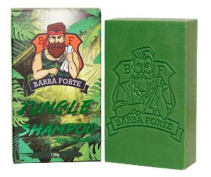 Barba Forte - Jungle Shampoo em Barra 130g