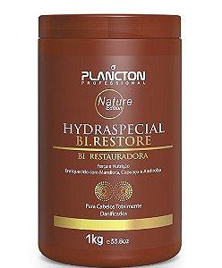 Plancton - Hydraspecial Bi. Restore Máscara de Nutrição 1kg