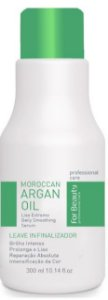 For Beauty - Moroccan Argan Oil Leave-in Finalizador 300ml