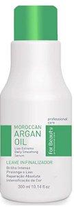 For Beauty - Moroccan Argan Oil Leave-in Finalizador 300ml
