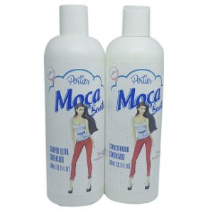 Portier - Moça Bonita Kit Shampoo e Condicionador Ultra Condensado 2x500ml