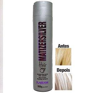Plancton - Matizer Hair Silver 300g Máscara Matizadora Loiro