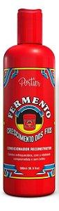 Portier - Fermento Capilar Condicionador Reconstrutor 500ml