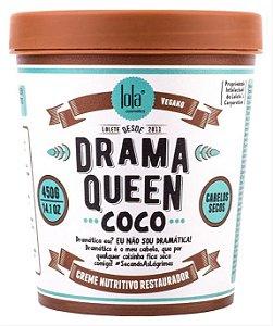 Lola Cosmetics - Drama Queen Coco Cabelos Secos 450g