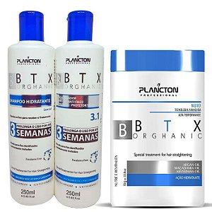 Plancton - BBTX Orghanic Kit Shampoo + Condicionador + Btx Orghanic 1Kg