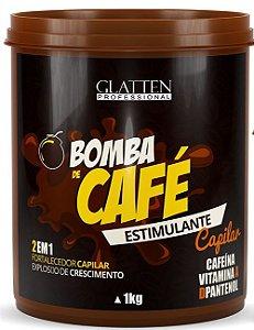 Glatten Professional - Bomba de Café Máscara