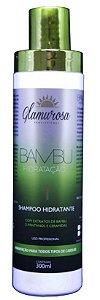 Glamurosa - Banho de Verniz Bambu Shampoo Hidratante 300ml