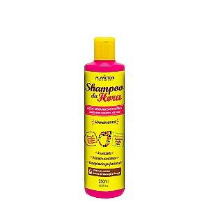 Plancton - Shampoo da Hora Mega Reconstrutor 250ml