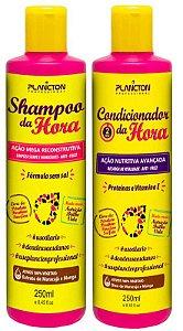 Plancton - Kit Shampoo e Condicionador Da Hora 250ml Cada