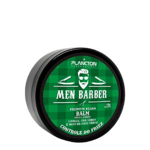 Plancton - Men Barber Balm Barba e Cabelo Anti-Frizz 100g
