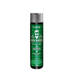 Plancton - Men Barber Shampoo Barba, Cabelo e Corpo 300ml