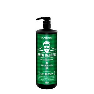 Plancton - Men Barber Gel Para Barbear Shaving Gel 500ml