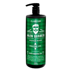 Plancton - Men Barber Gel Para Barbear Shaving Gel 1000ml