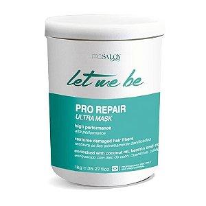 ProSalon - Let Me Be Pro Repair Btox Sem Formol 1kg