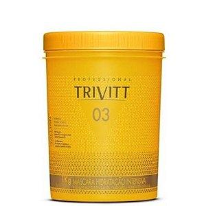 Itallian Hairtech - Trivitt 03 Máscara Hidratação Intensiva 1Kg