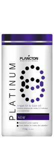 Plancton - Platinum Argan e Ojon Oils Redutor de Volume 1kg
