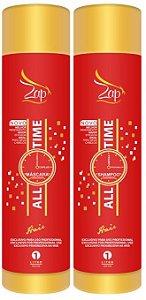 Zap Cosméticos - All Time Professional Escova Progressiva 1L cada