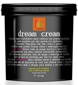 Lola Cosmetics - Dream Cream Máscara Super Hidratante 3Kg