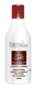 Forever Liss - Home Care Shampoo Manutenção Pós Progressiva 300ml