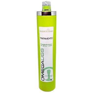 Magnific Hair - Ômega Liss Escova Progressiva em 1 passo 1L