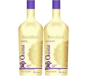 NatuMaxx – Plástica Oriental Profissional 2 Passos 1L