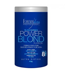 Forever Liss - Power Blond Platinum Pó Descolorante 450g