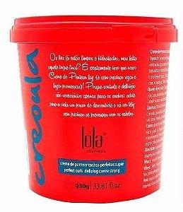 Lola Cosmetics - Creoula Creme de Pentear Cachos Perfeitos Super 930g