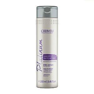 Cadiveu - Platinum Shampoo Matizador 250ml VENCE 09/2017