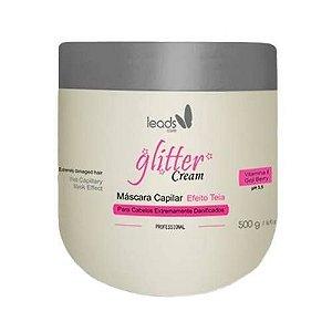 Leads Care - Glitter Cream Máscara Efeito Teia 500g