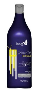 Leads Care - Colour TV Be Blond Máscara Matizadora 950g