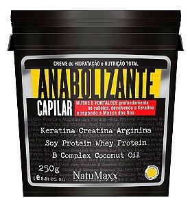 NatuMaxx - Fortificante Capilar 250g Máscara Hidratação