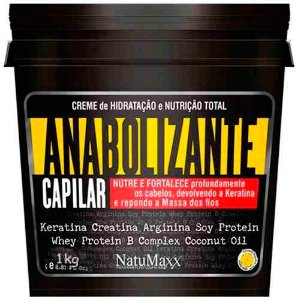 NatuMaxx - Fortificante Capilar 1kg Máscara Hidratação